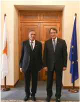 Presentation of Credentials in Cyprus