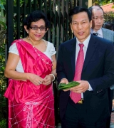70th Anniversary of Independence  and the Progress of Women in Sri Lanka celebrated in Ha Noi