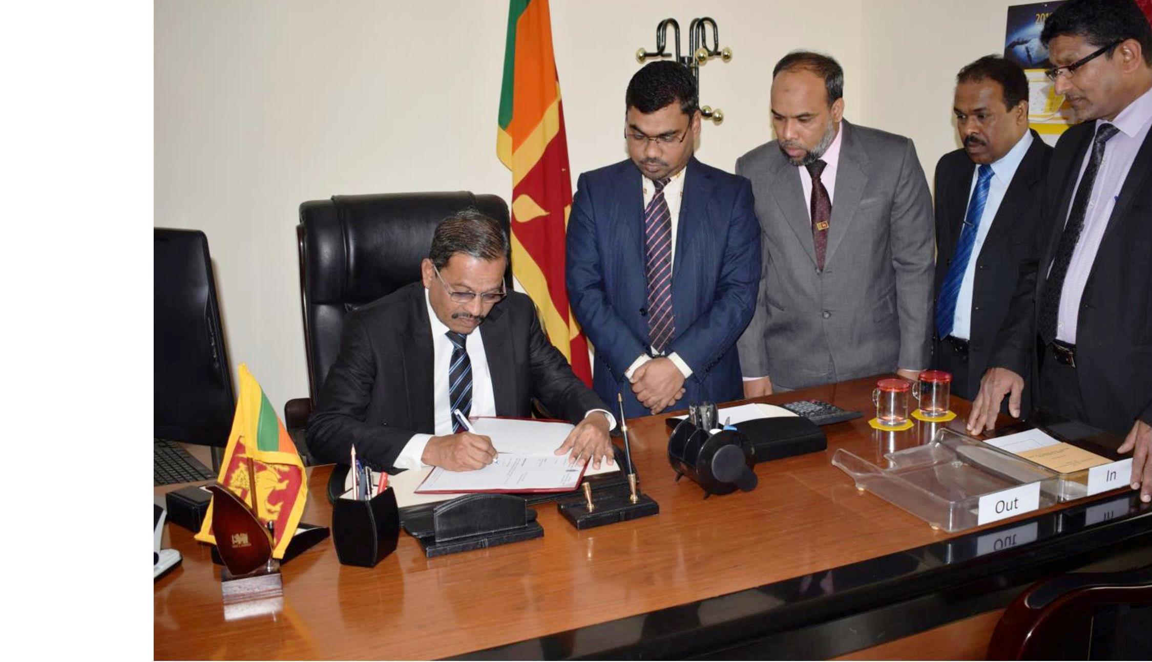 Consul General of Sri Lanka assumes duties in Jeddah, Saudi Arabia