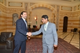 State Minister of Foreign Affairs Vasantha Senanayake calls on Prime Minister of Lebanon