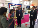 Sri Lanka Participates at the South Asia Travel & Tourism Exchange (SATTE)  Travel Exhibition in New Delhi, India