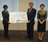 Japan-SL parliamentary friendship offers flood relief assistance to SL