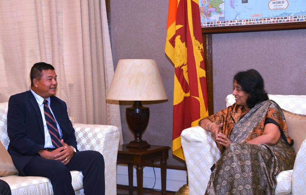 Bilateraltalks-Myanmar