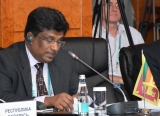 Deputy Minister of Foreign Affairs Ajith P. Perera attends High Level Conference of the Shanghai Cooperation Organisation in Moscow