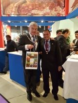 Sri Lanka Pavilion, a major draw at Vakantiebeurs 2017 in The Netherlands