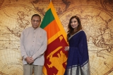 Visit of the Hon. Speaker of the Parliament of Sri Lanka