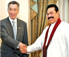 S'pore-SL MoU to boost business