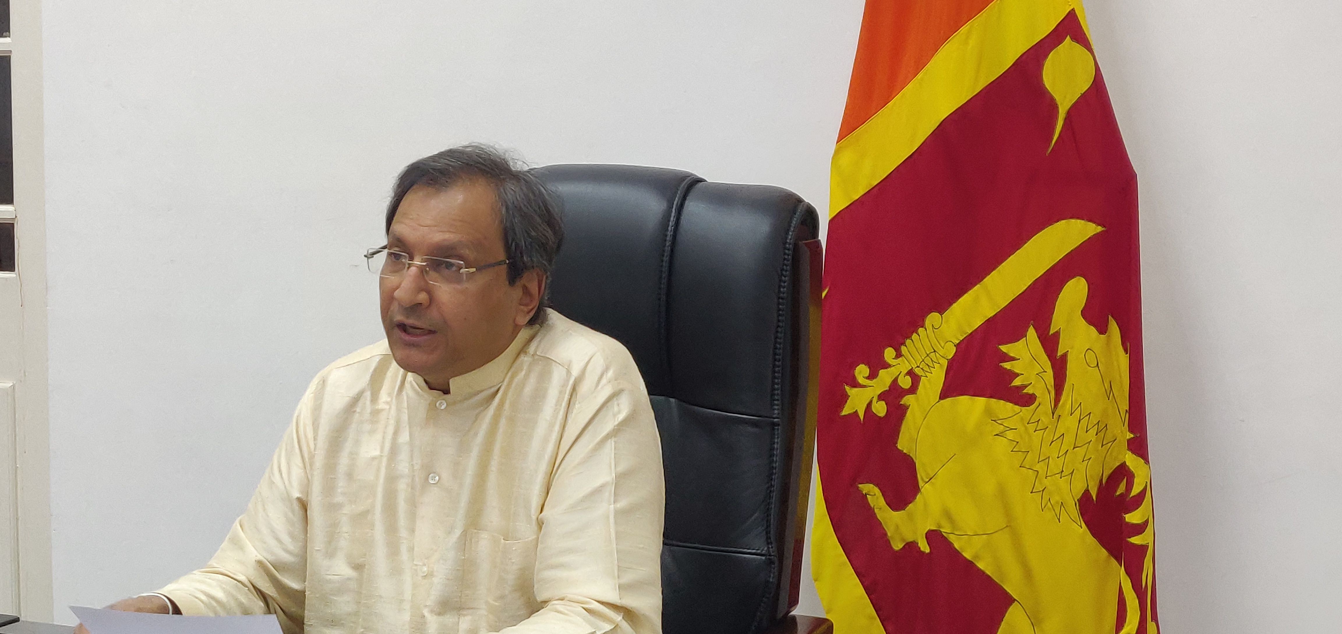 """FOREIGN SECRETARY ARYASINHA SAYS """"FUTURE FOOTPRINT OF FOREIGN EMPLOYMENT SRI LANKA WILL PROVIDE THE WORLD, THOUGH PROBABLY SMALLER, COULD BE SMARTER AND MORE SUSTAINABLE"""""""