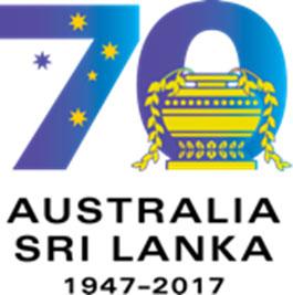 aus-sri-lanka-70-logo