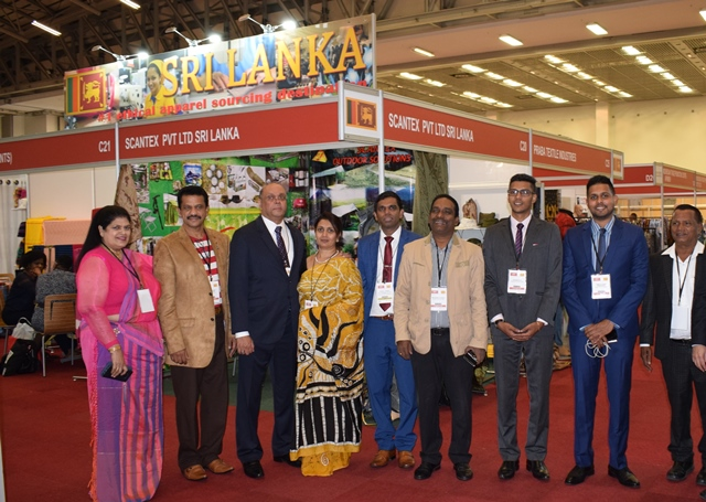 Sri Lanka promotes apparel at ATF fair in South Africa