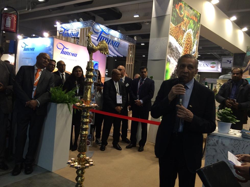 Sri Lanka attends BIT International Travel Exhibition and