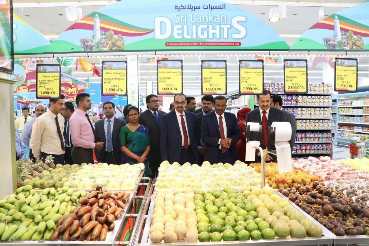 Sri Lankan Products Promotion Event- 10.02