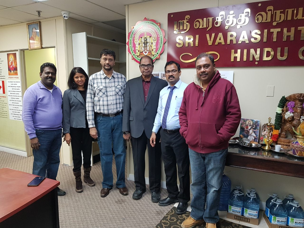 Consulate General of Sri Lanka in Toronto Conducts Mobile