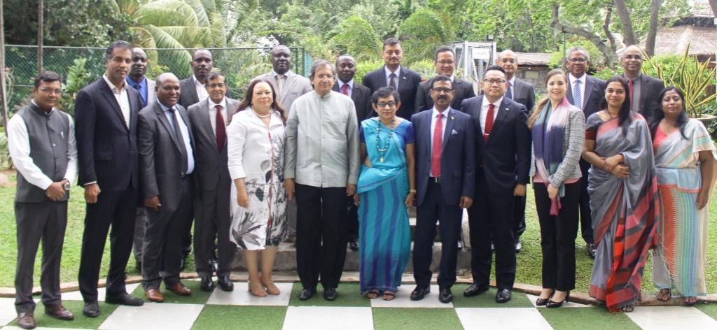 SRI LANKA LED IORA MARITIME SAFETY AND SECURITY WORKING GROUP FINALIZES WORK PLAN